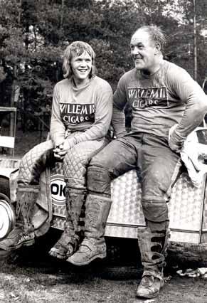 Heel verrassend koos topper Broer Dirkx in 1974 voor groentje André Godschalk als bakkenist.