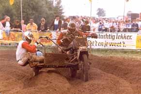Na Herman en Han Vels volgde Herman's schoonzoon Eric Bruil als rijder.