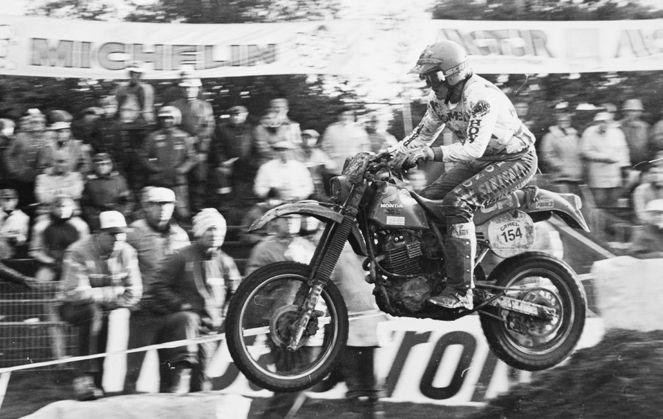 Met het winnen van de Trophy tijdens de ISDE in Assen in 1984 werd er toch nog een wereldtitel gehaald.