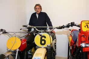 Gerrit Wolsink was na zijn actieve carrière actief op organisatorisch en bestuurlijk vlak, maar heeft tegenwoordig weinig meer met de motorsport. Een aantal belangrijke motoren uit zijn carrière staan echter nog steeds in zijn garage.