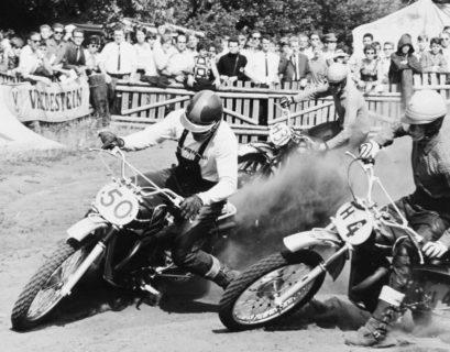 In het begin van zijn loopbaan reed Wolsink met nummer 50. Frans Sigmans (H4) en Frits Selling (H31) waren belangrijke tegenstanders.