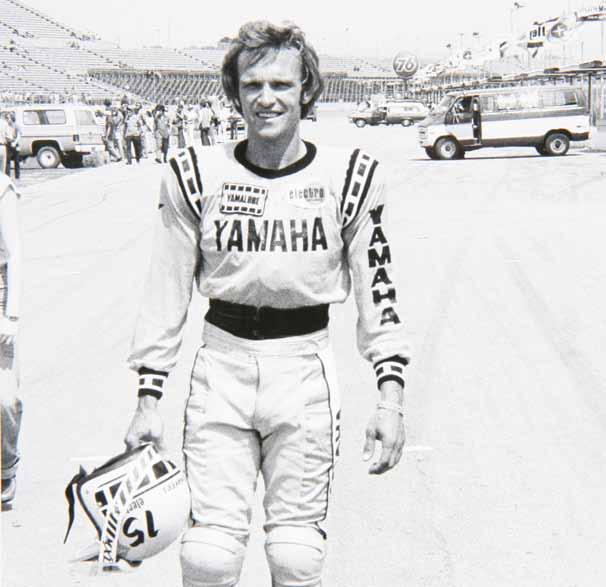 Ook in die tijd was Daytona een erg belangrijke wedstrijd. De Nederlander won er meerdere keren.