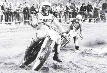 De eeuwige rivalen Pierre Karsmakers en Gerrit Wolsink.